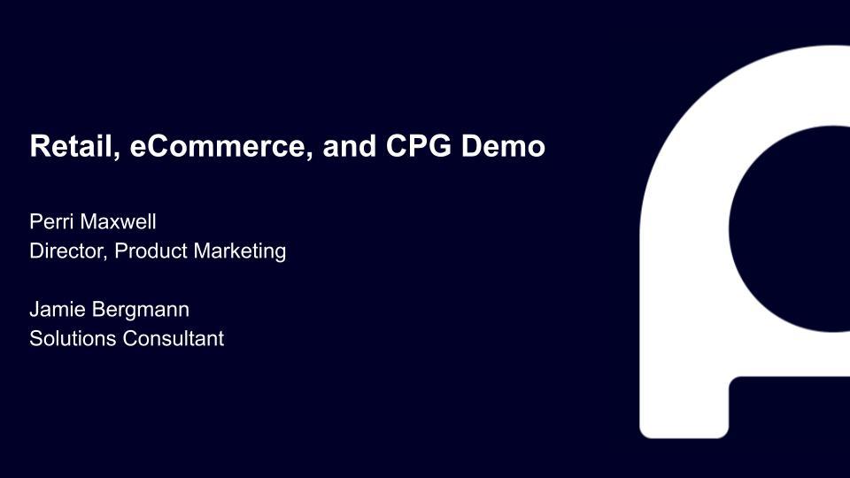Retail Intro slide - full screen